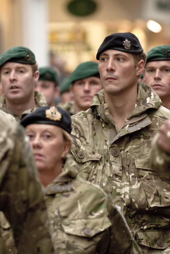 Army job cuts unveiled by MoD
