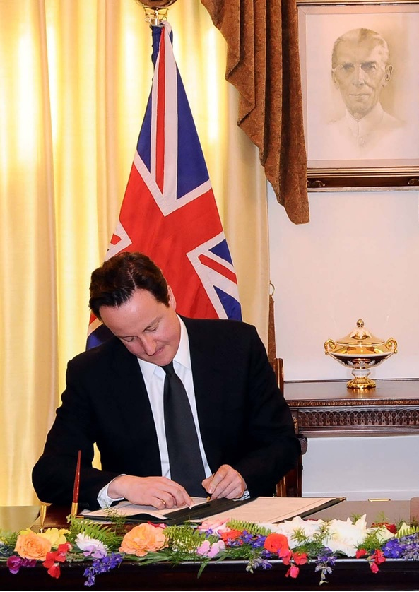 David Cameron commits to referendum on Europe
