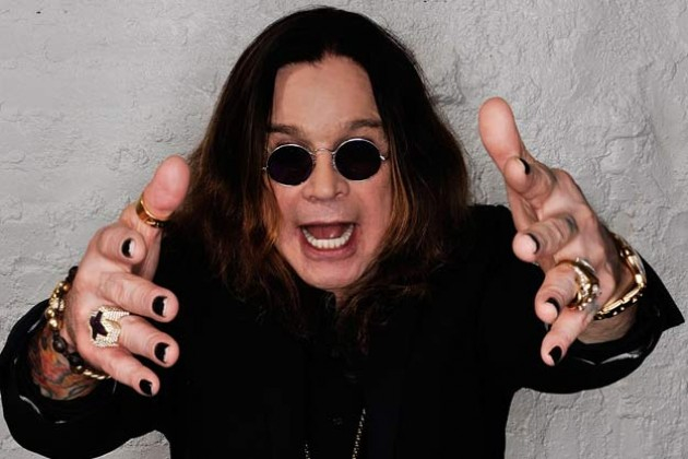 Ozzy Osbourne Invaded By Bats
