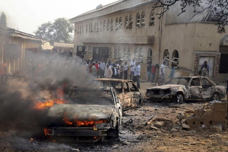 The Islamic Group Boko Haram Threatens UK Again