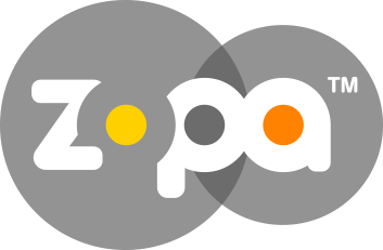 Gravy train commute: Zopa.com hands out 'money trees'to encourage Brits to grow their money
