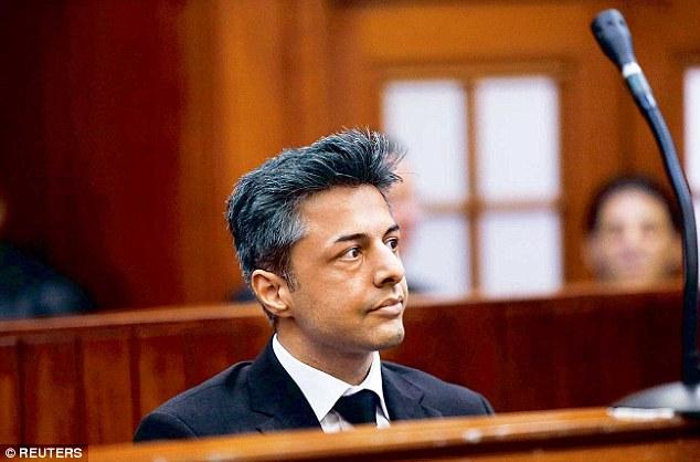 Shrien Dewani 'agreed price for wife murder' court hears
