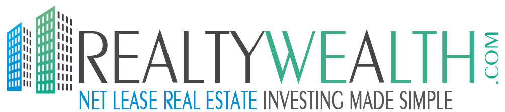 "RealtyWealth.com today announced the launch of the FIRST commercial real estate Crowdfunding platform dedicated to U.S. Single Tenant Net Lease ""STNL"" investments."