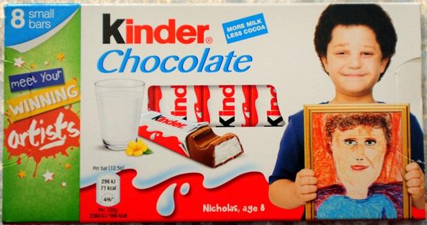 Kinder Package