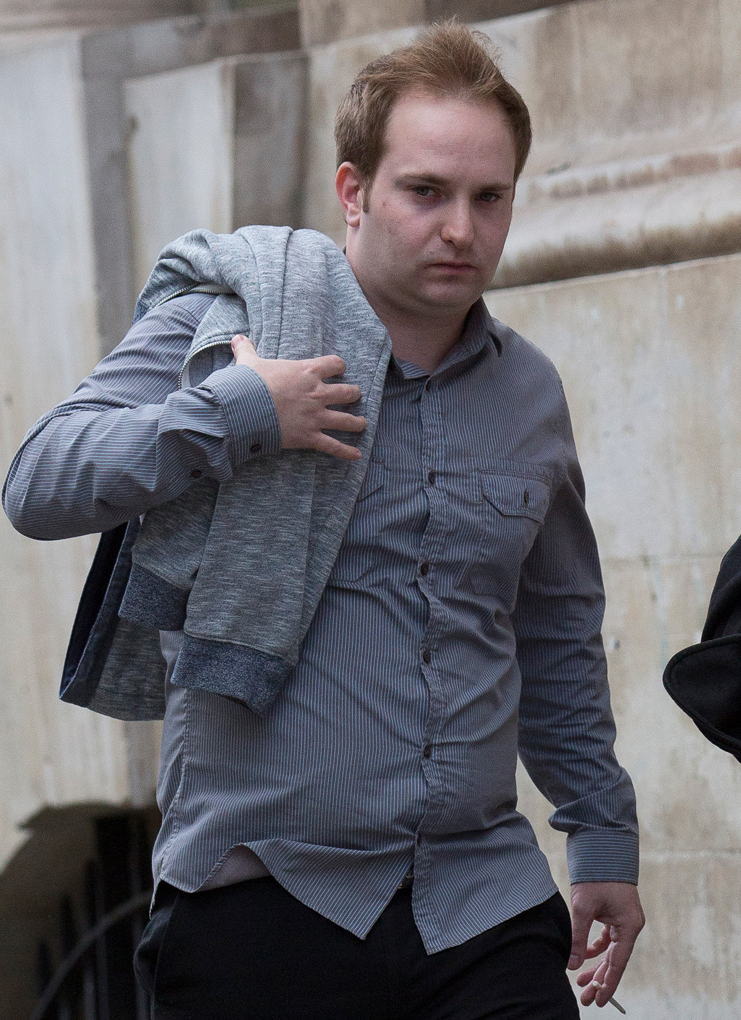 DAD ON TRIAL FOR KILLING HIS 9-M-O SON BY SHAKING HIM BRAIN DAMAGE