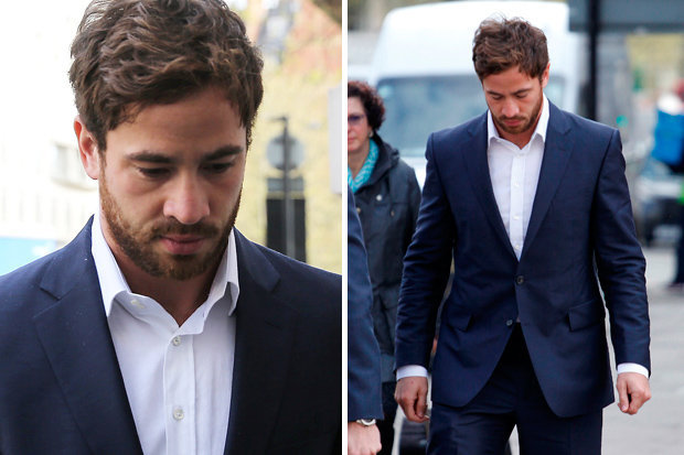 HELD RUGBY STAR CIPRIANI 'FEARED ENGLAND CAREER WOULD BE THREATENED'