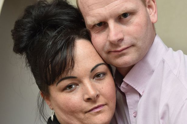 MUM-OF-FOUR VOWS TO STAND BY HER HUSBAND WHO RAPED A LITTLE GIRL