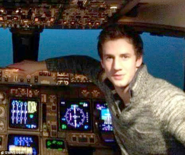TRAINEE PILOT DIES IN 70MPH ROAD CRASH AFTER FAILING APTITUDE TEST
