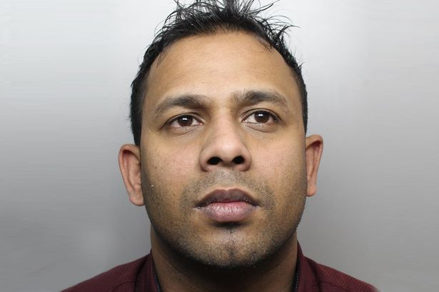 VIOLENT PSYCHO JAILED AFTER SMASHING YOUNGSTER'S THIGH BONE