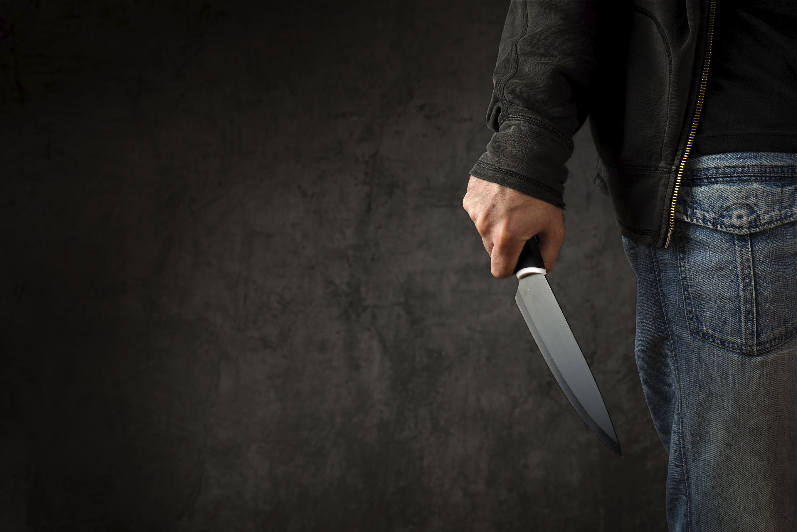 TEEN TAKES KNIFE TO SCHOOL OVER FEARS OF BULLIES