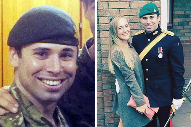 FAMILY OF ARMY CAPTAIN WHO DIED IN LONDON MARATHON COMPLETE COURSE