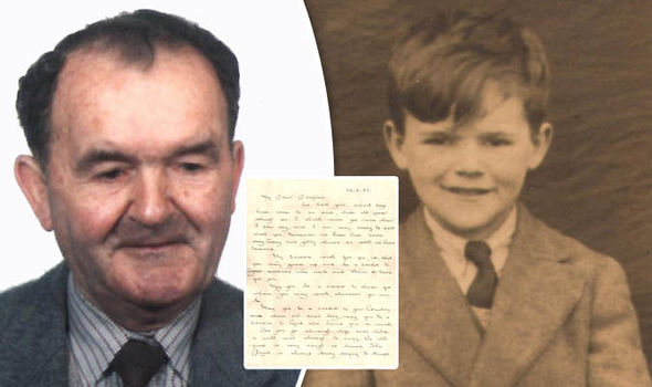 OAP LIVED LIFE ACCORDING TO LETTER TEACHER GAVE HIM 80 YEARS AGO