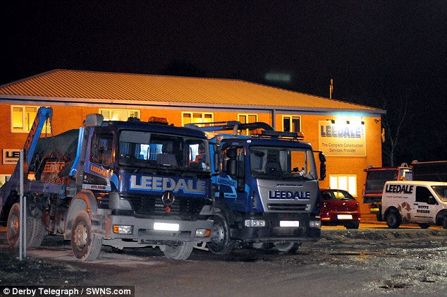 COMPANY FINED £300,000 AFTER LORRY DRIVER CRUSHED TO DEATH ON 'WACKY RACES' ESTATE