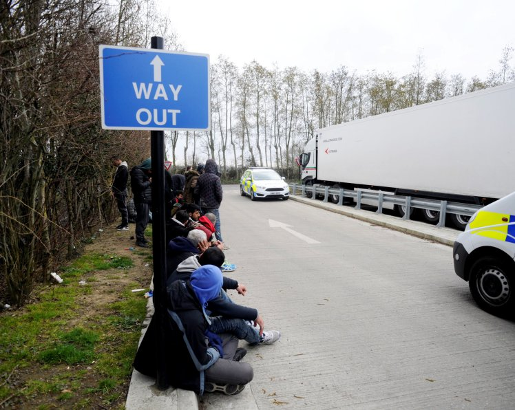 MORE MIGRANTS FOUND IN KENT