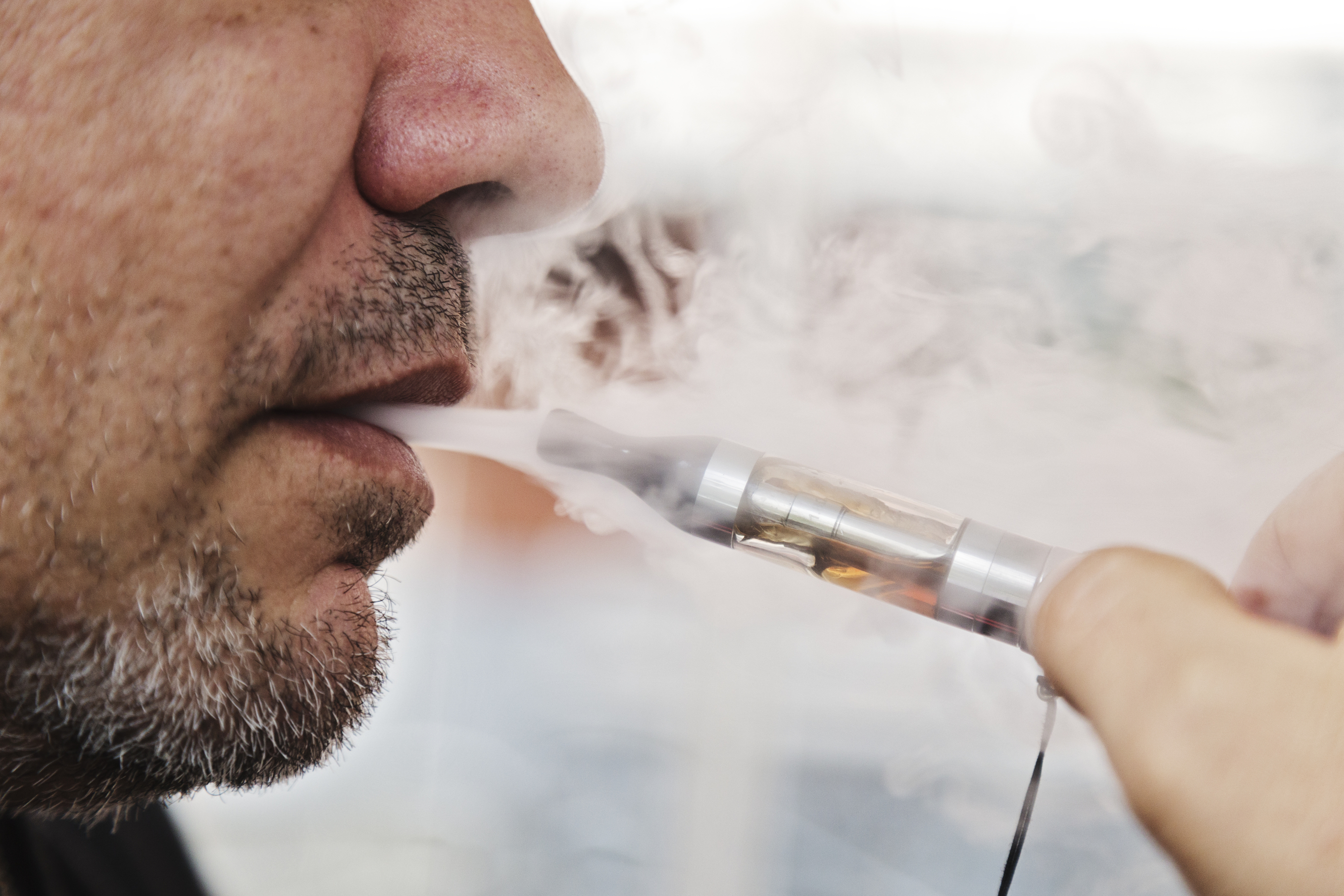 GOVERNMENT GUIDELINES URGE FIRMS TO CREATE 'VAPING ROOMS' AND ALLOW VAPE BREAKS