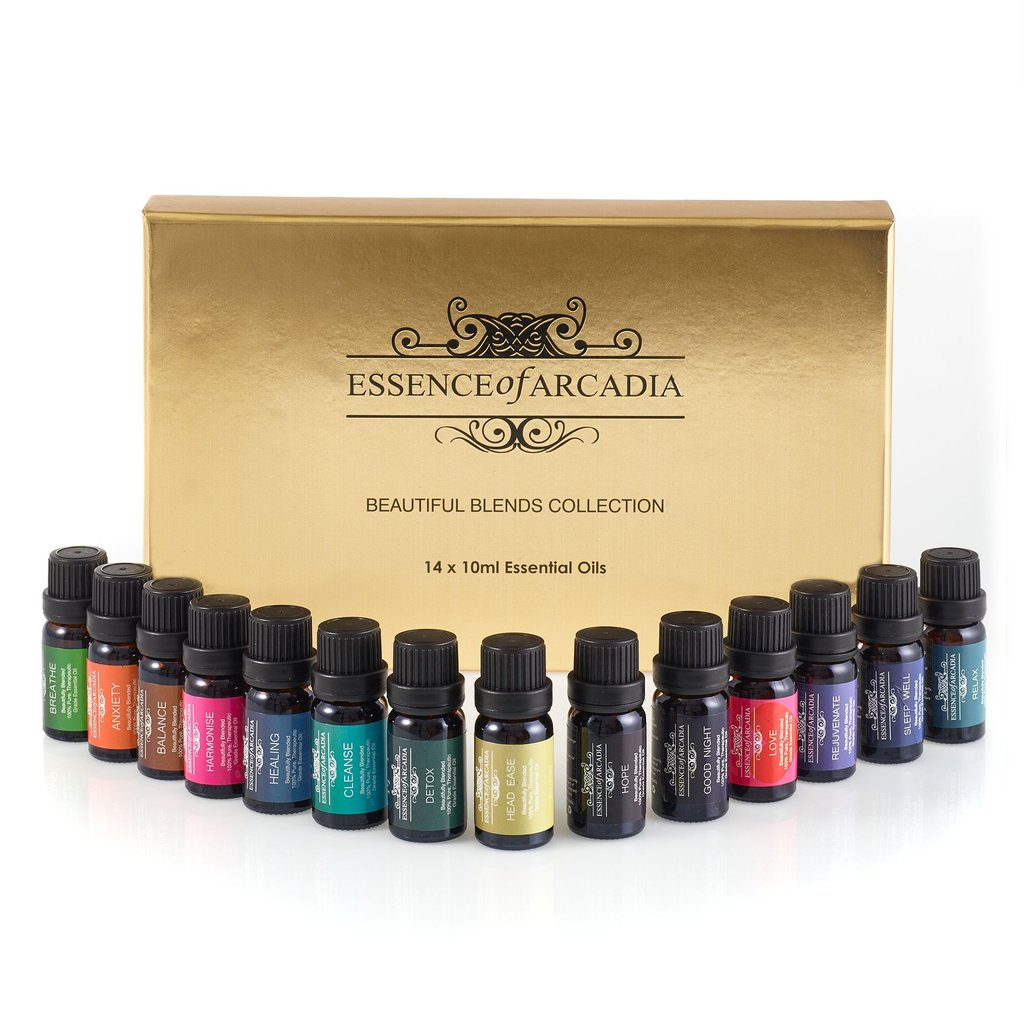 Essential Oils a Healthy Money-Saver for UK Households