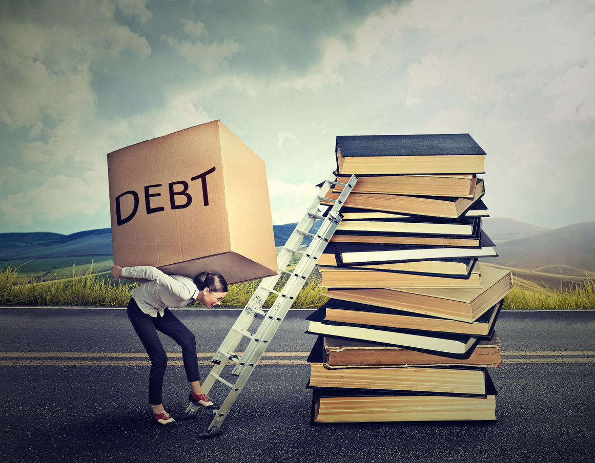 Why are we in debt?
