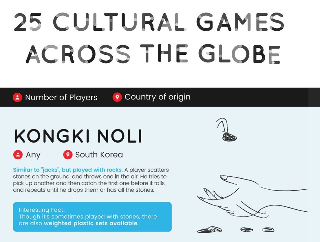 Cultural Games From Around The World
