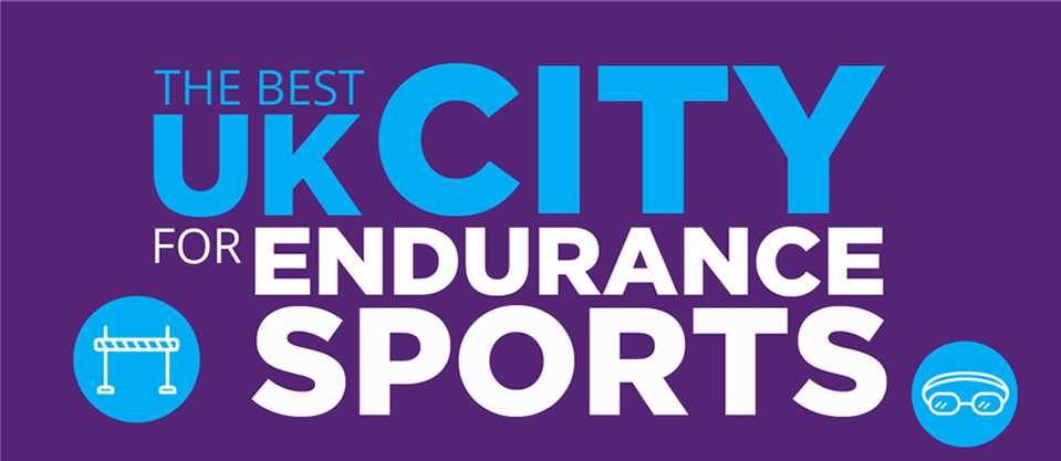 Don't stop me now – London is the UK's best endurance sport city