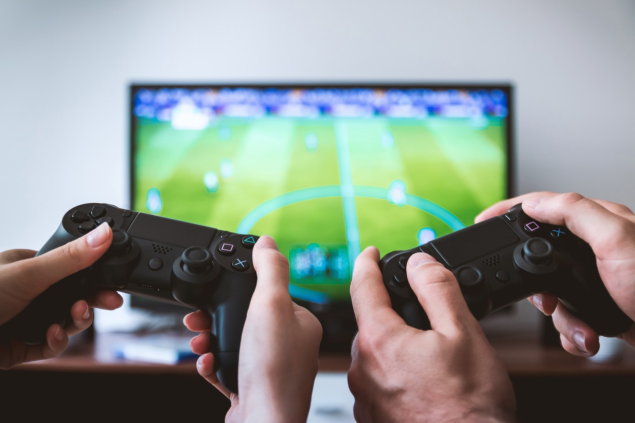 Gaming Now Represents Over Half Of The UK's Entertainment Market