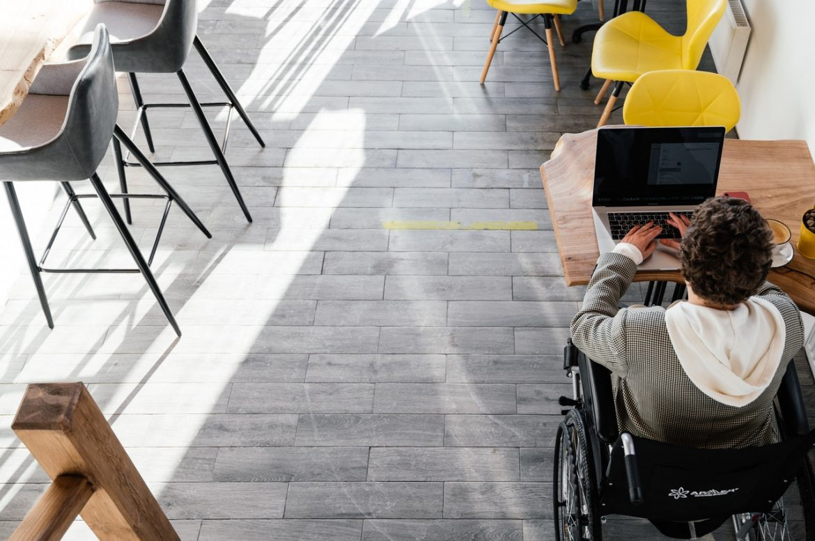 Is the UK Government doing enough to help disabled jobseekers find work? Rouzbeh Priouz explains