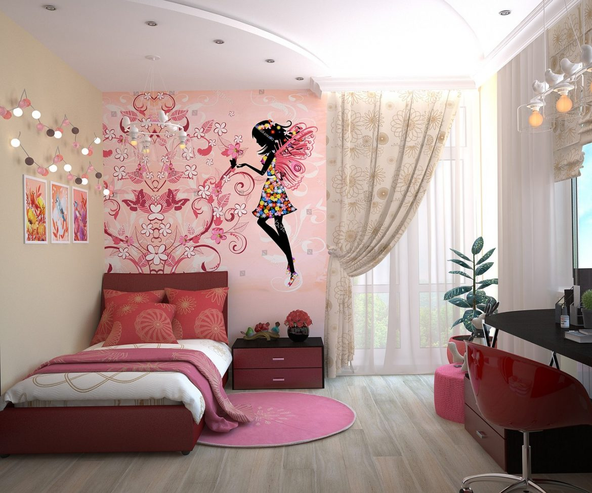 7 STYLISH WAYS TO DECORATE YOUR KID'S BEDROOM