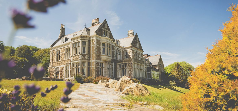 Carbis Bay hotel Treloyhan Manor Under the Hammer!