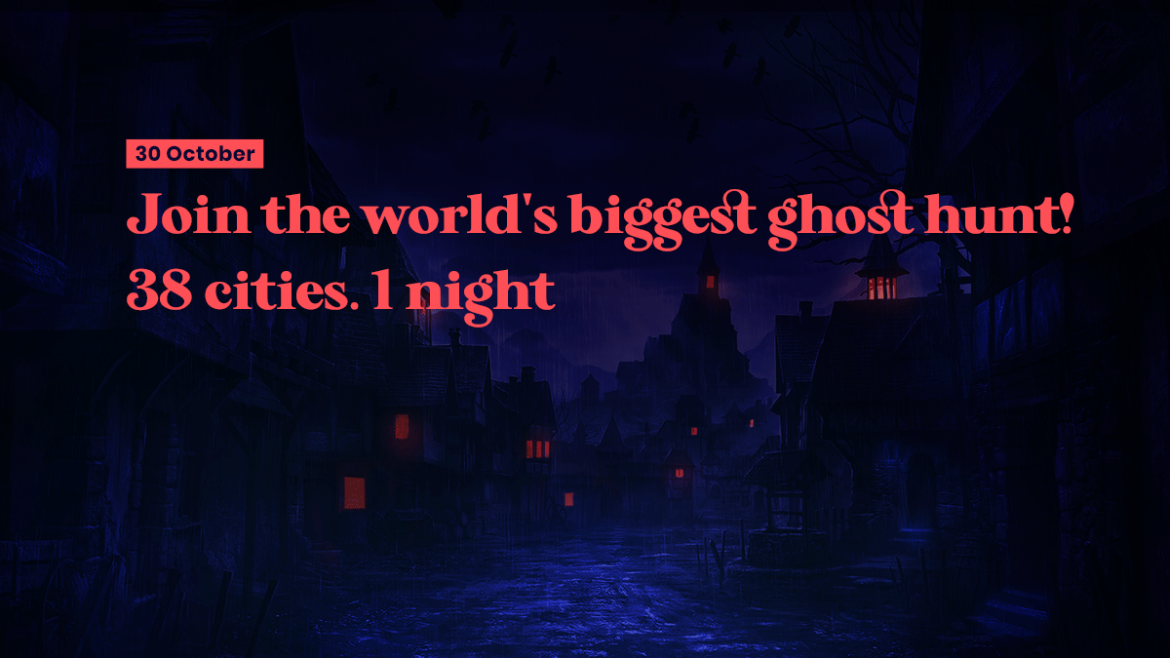 Thousands invited on huge Halloween guided ghost tour through haunted hotspots in 38 cities